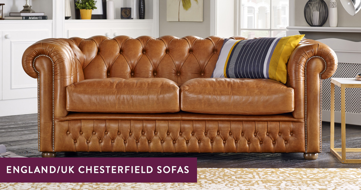 British Chesterfield Sofas Handmade In The Uk Sofas By Saxon