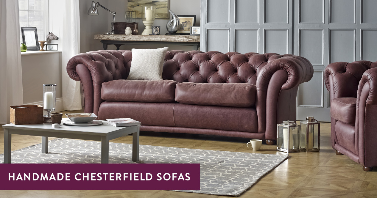 handmade chesterfield sofas uk worldwide delivery. Black Bedroom Furniture Sets. Home Design Ideas