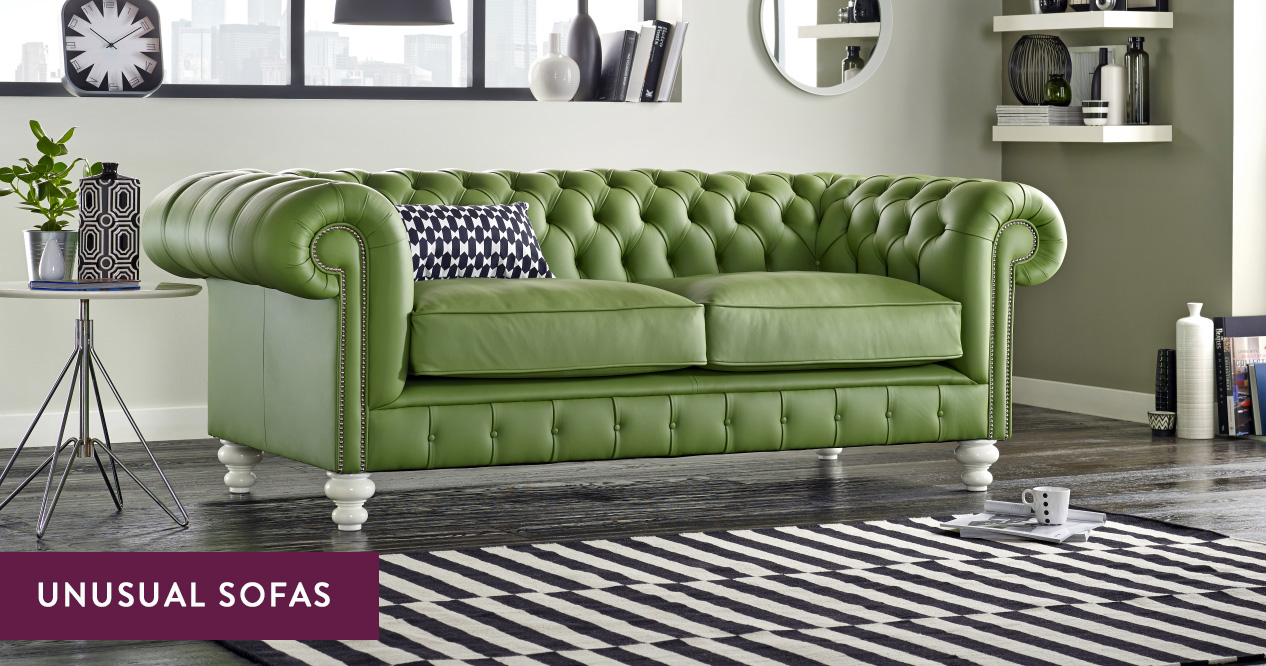 Unique Couches – Quirky Sofas Handmade In The UK | Sofas By Saxon