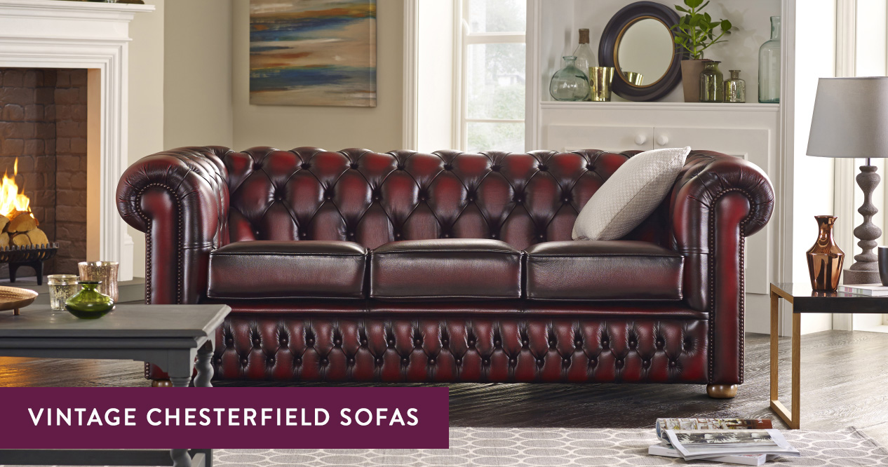Admirable Vintage Style Chesterfield Sofas Handmade In The Uk Download Free Architecture Designs Aeocymadebymaigaardcom