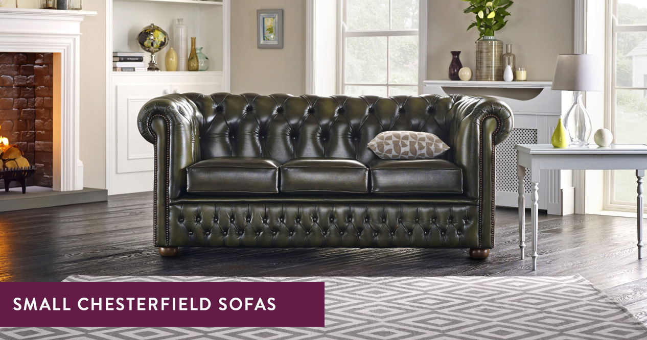 Pleasant Small Chesterfield Sofas Handmade In The Uk Sofas By Saxon Spiritservingveterans Wood Chair Design Ideas Spiritservingveteransorg