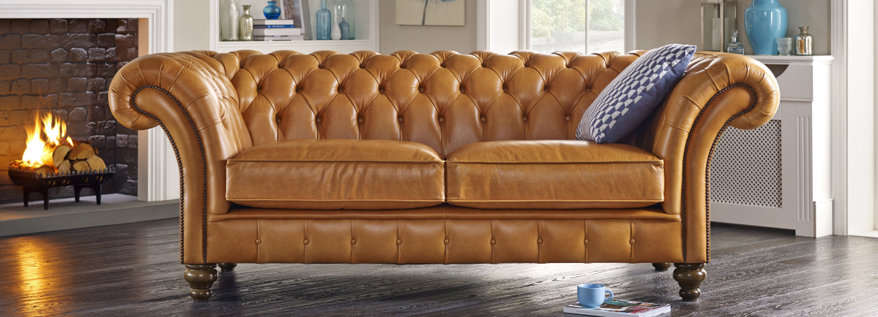 5 Things to Know Before Buying Your Leather Sofa | Sofas by Saxon