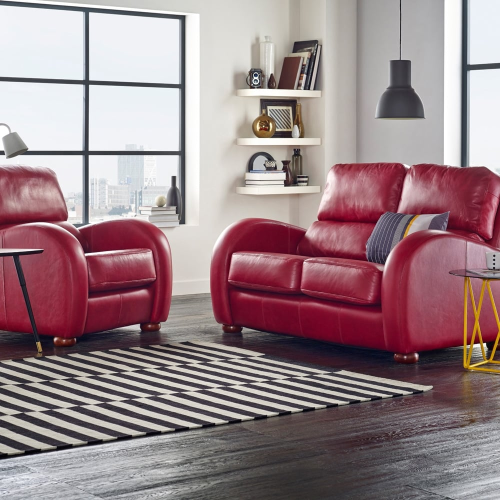 Boston 3 Seater Sofa - from Sofas by Saxon UK