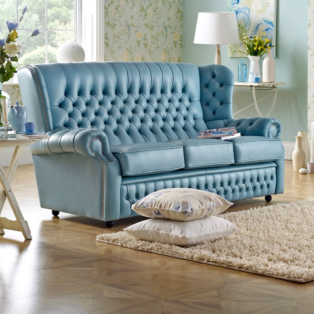 canterbury 3 seater sofa from sofas by saxon uk. Black Bedroom Furniture Sets. Home Design Ideas