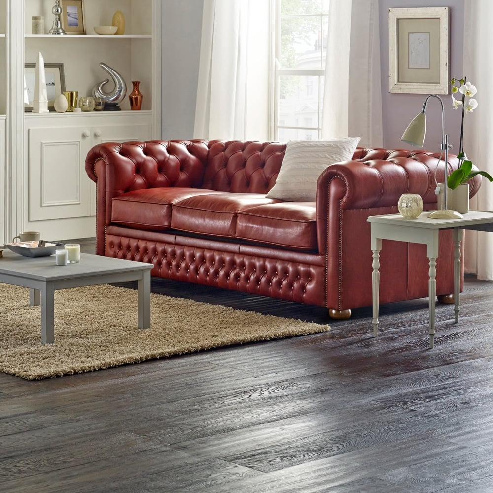 buy a chesterfield sofa bed at sofas by saxon. Black Bedroom Furniture Sets. Home Design Ideas