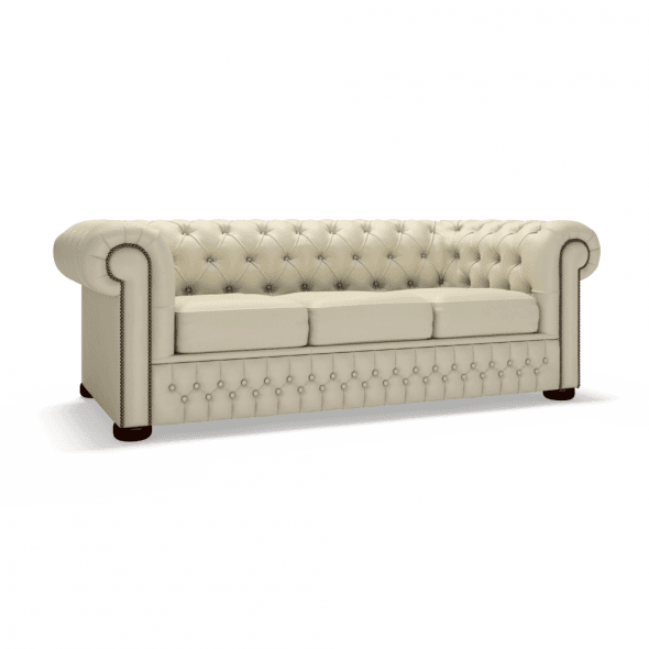 chesterfield 3 seater sofa bed from sofas by saxon uk