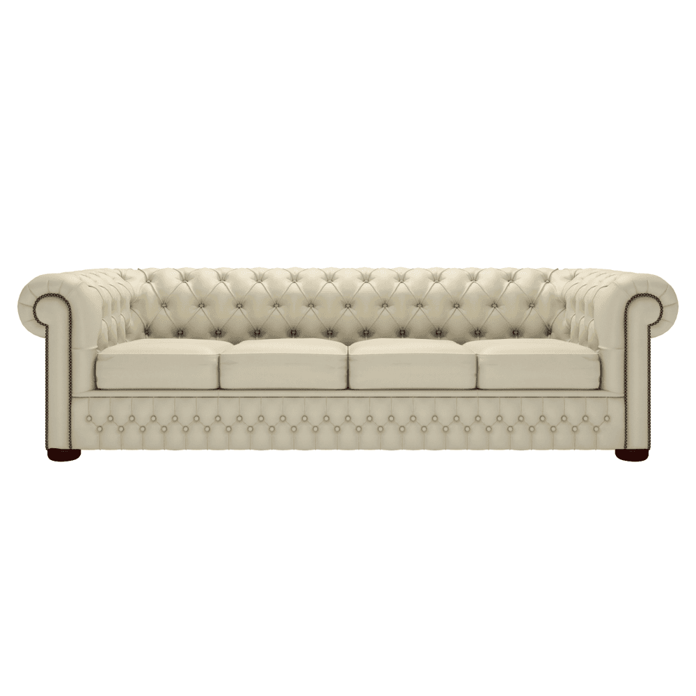 Buy a 4 Seater Chesterfield Sofa at Sofas by Saxon