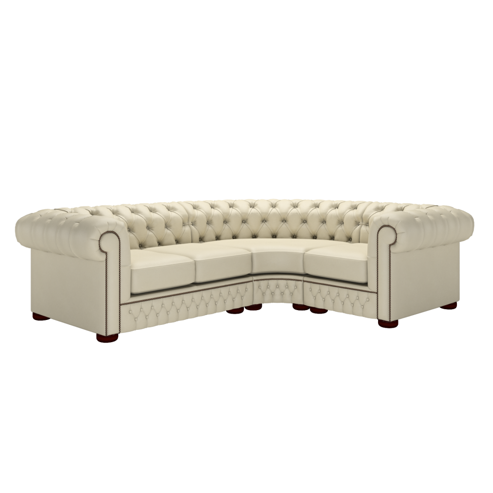 Buy a Corner Chesterfield Sofa at Sofas by Saxon