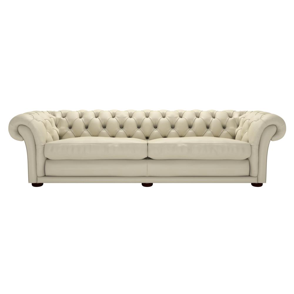 Chesterfield Sofa Saxon: Churchill 4 Seater Sofa