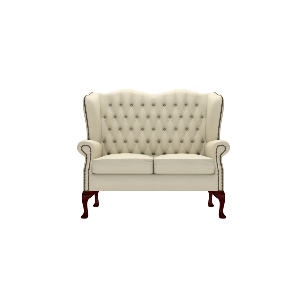 Classic 2 seater sofa from sofas by saxon uk for Classic loveseat