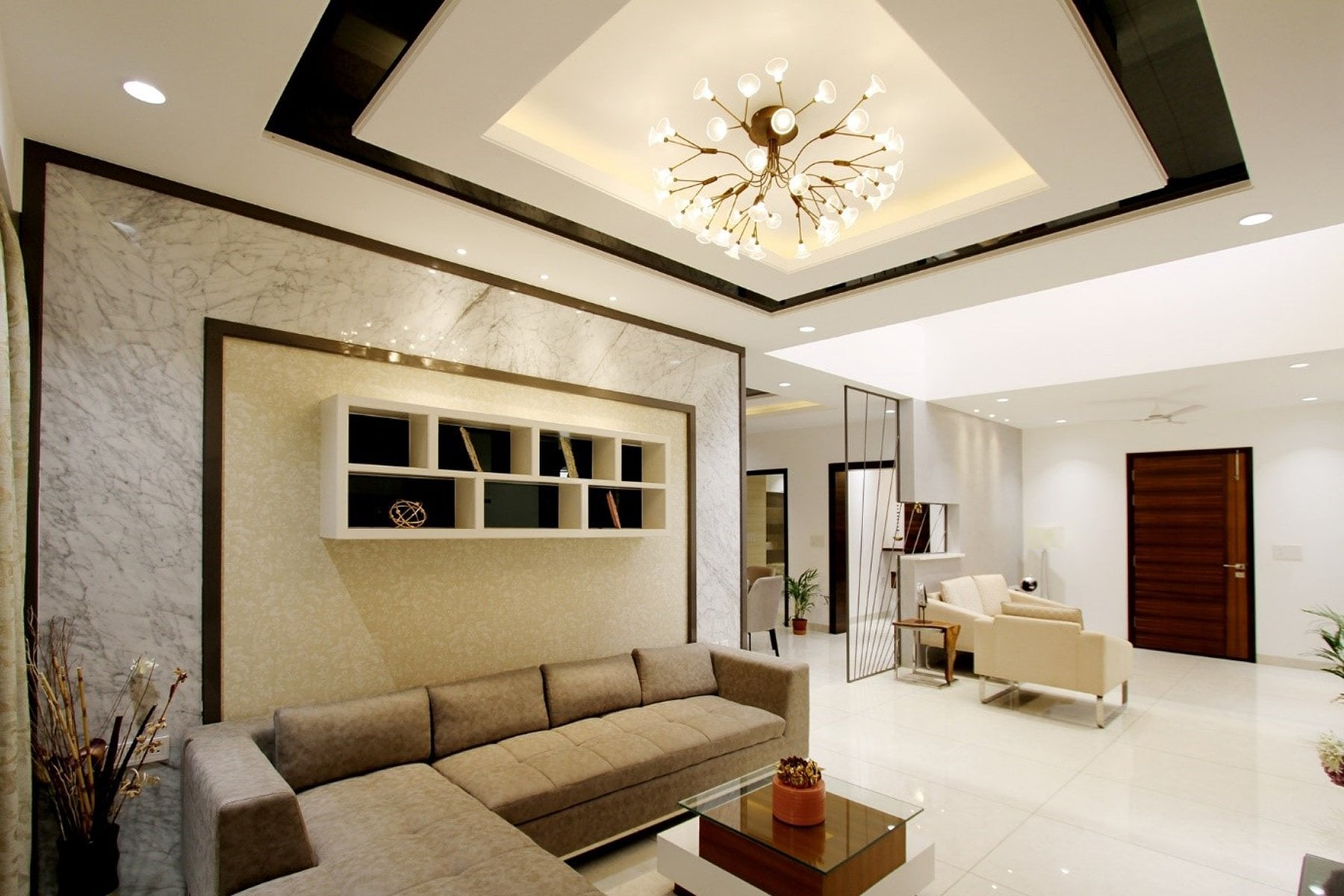 Large Long Living Room Ideas How To Decorate A Big Space Sofas By Saxon