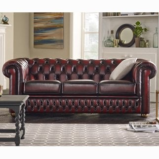Chesterfield Sofas – Buy a Tufted Sofa Made in Britain | Sofas by Saxon