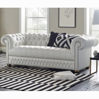 Chesterfield Sofas Buy A Tufted Sofa Made In Britain Sofas By Saxon
