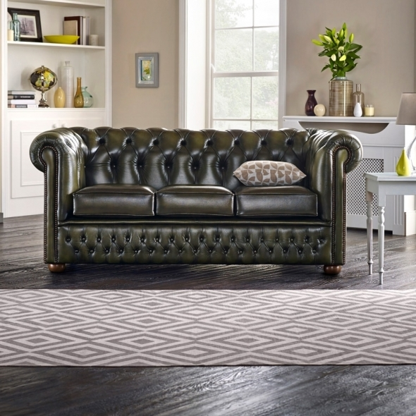 Ellington 3 Seater Sofa From Sofas By Saxon Uk