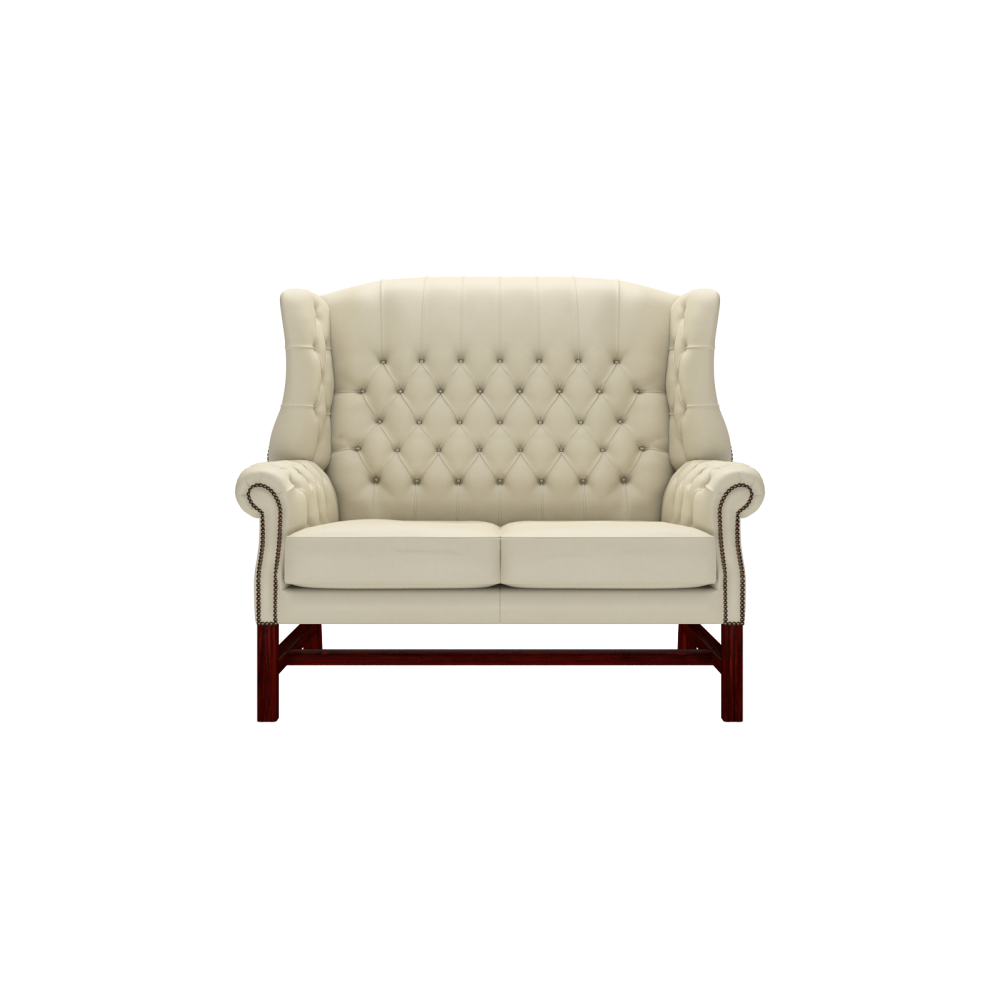 Georgian 2 seater sofa from sofas by saxon uk for 2 seater sofa