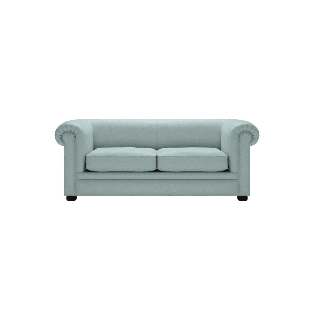 Hampton 3 S Sofa In Bespoke Amatheon Peppermint Clearance From