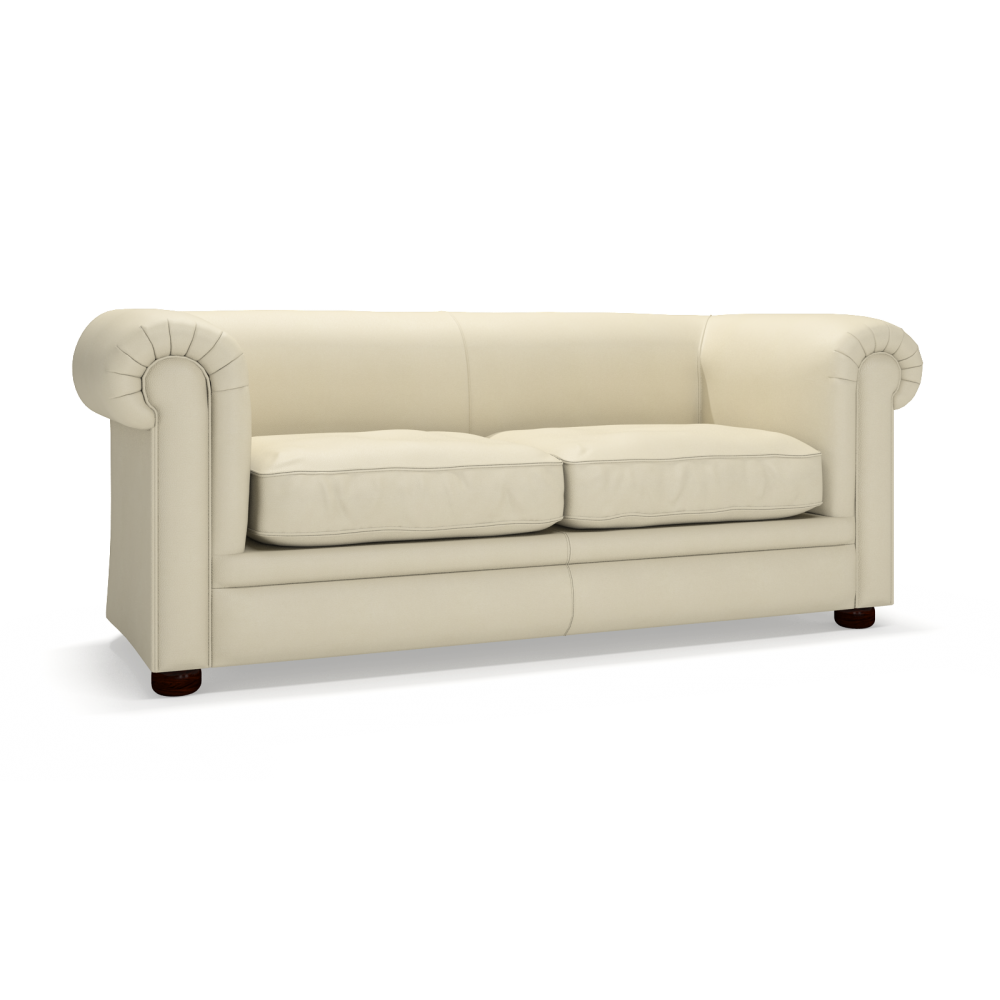 Hampton 3 seater sofa bed from sofas by saxon uk for Sofa bed 3 seater uk