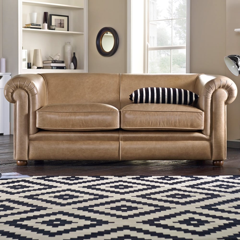 Hampton 3 Seater Sofa Bed From Sofas By Saxon Uk