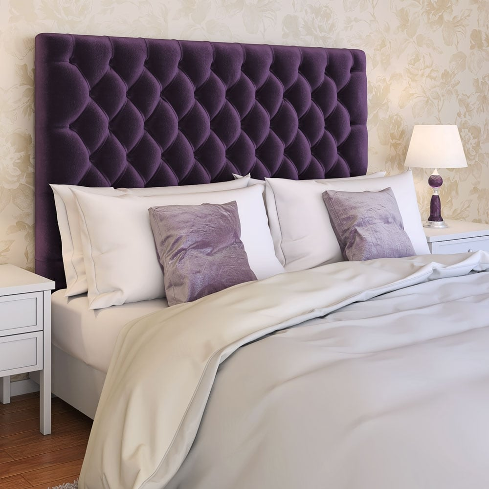headboard king size  from sofas by saxon uk - headboard king size