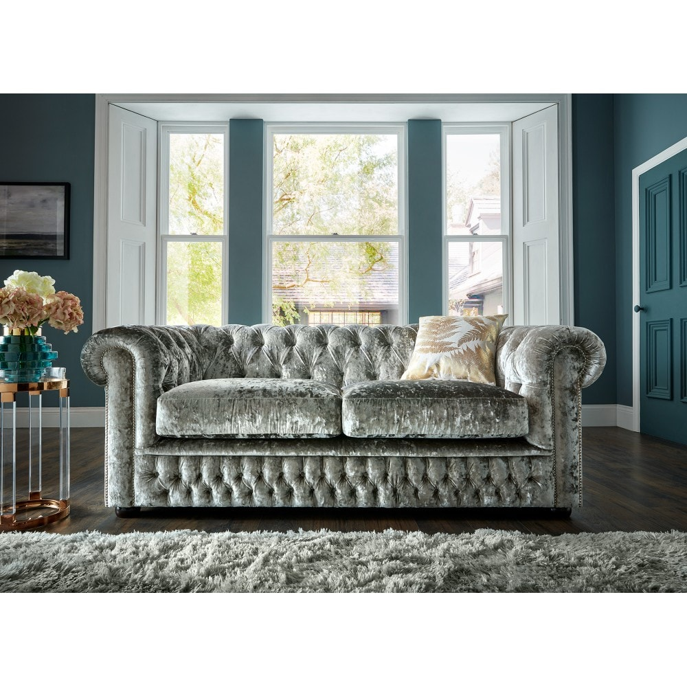 0495577509a Knightsbridge 2 Seater Sofa Bed - from Sofas by Saxon UK