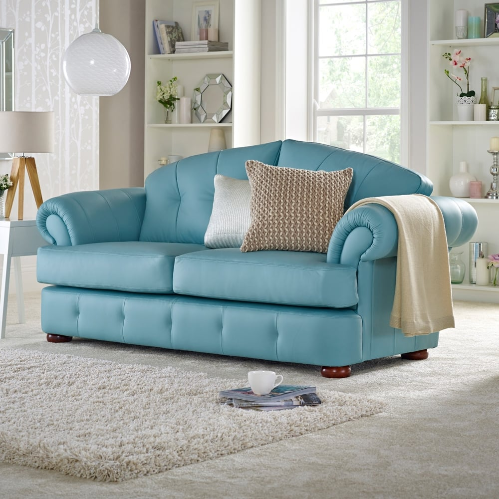 lancaster 2 seater sofa from sofas by saxon uk. Black Bedroom Furniture Sets. Home Design Ideas
