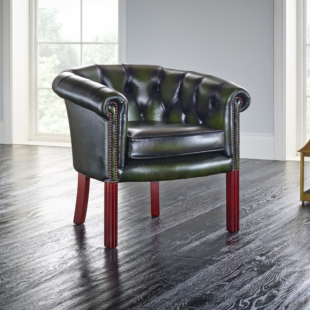 Lewis Tub Chair - from Sofas by Saxon UK