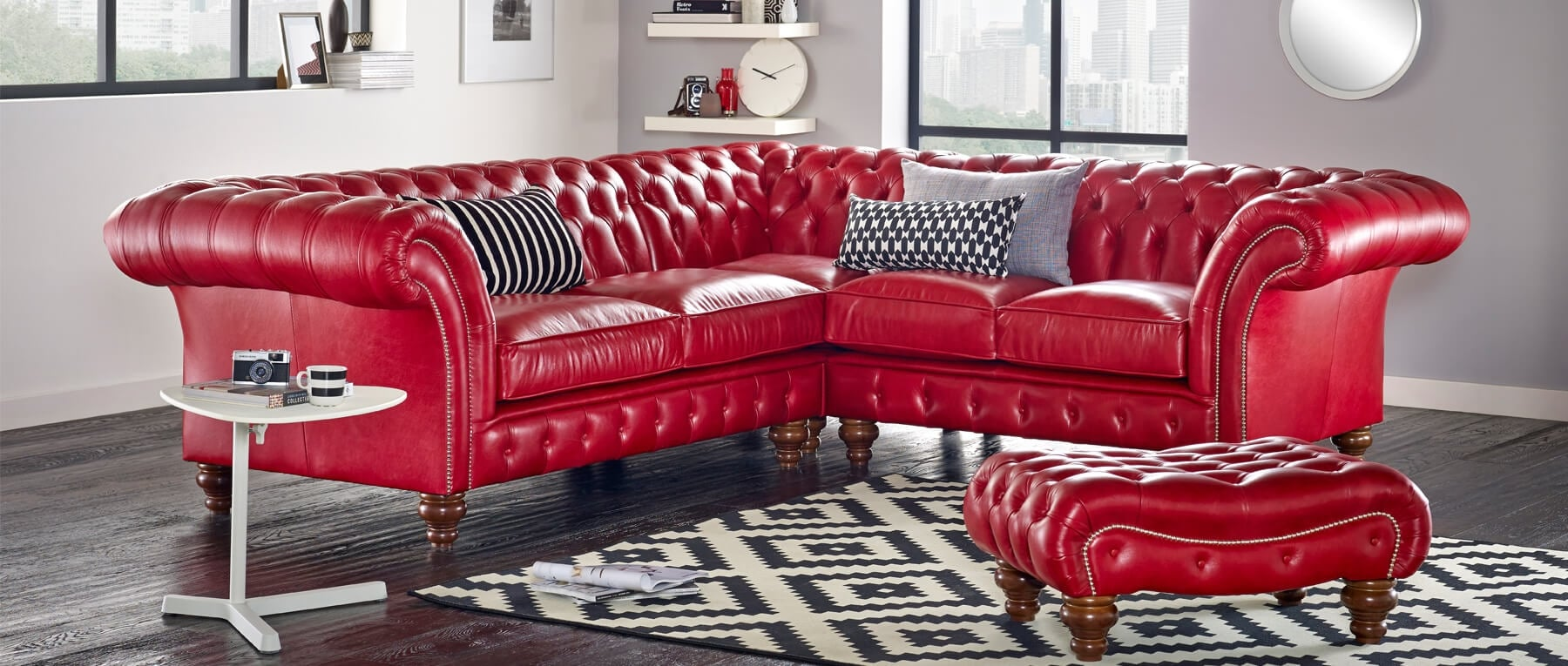Bespoke Chesterfield Furniture Handmade in Britain