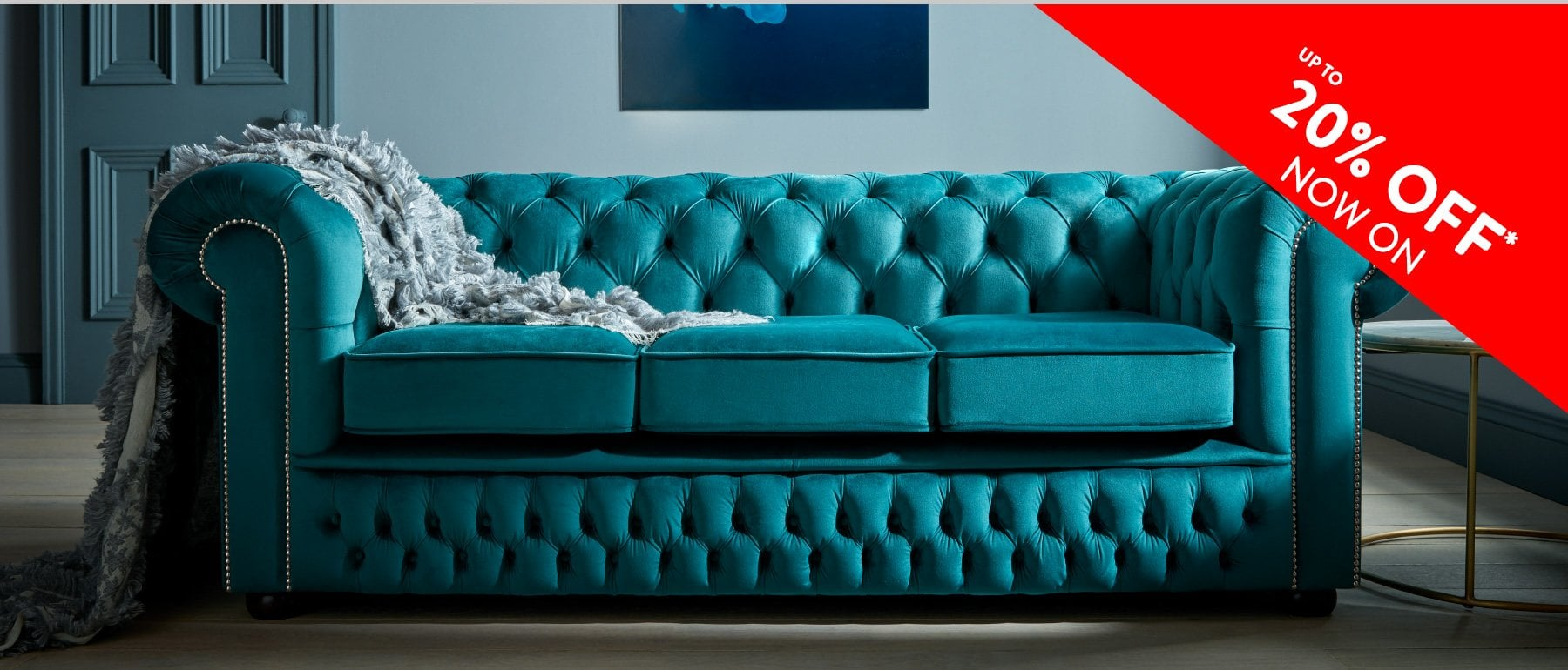 63c7f08bff5d7 Chesterfield Furniture  Tufted Furniture Made in Britain