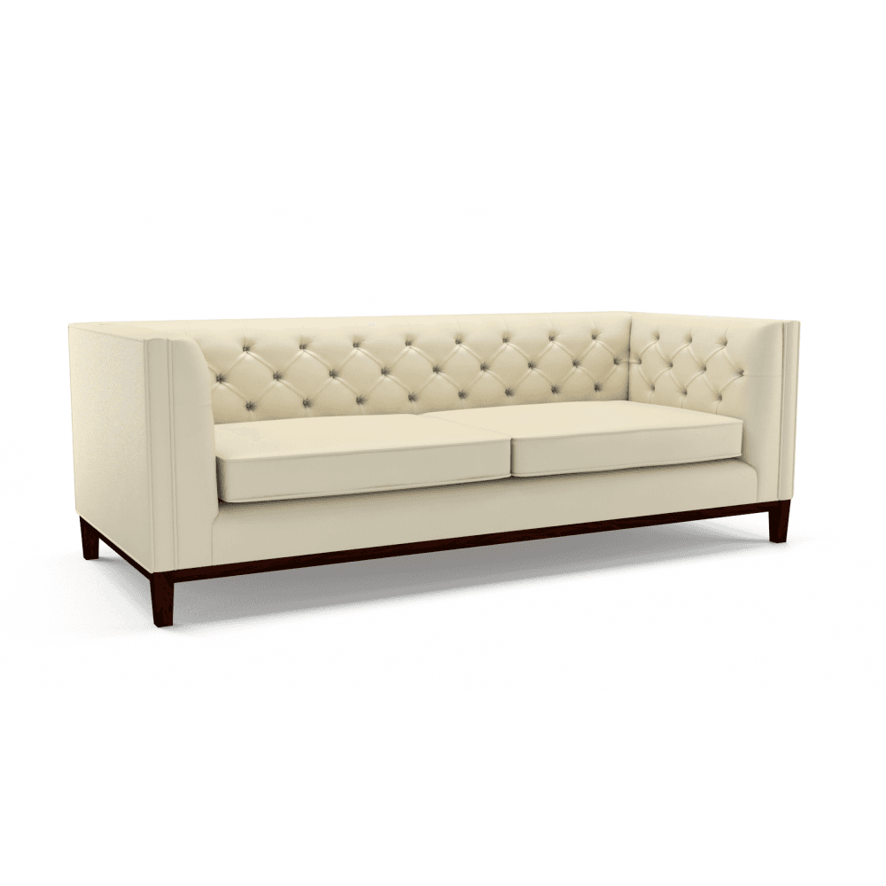 Fine Sloane 3 Seater Sofa Pabps2019 Chair Design Images Pabps2019Com