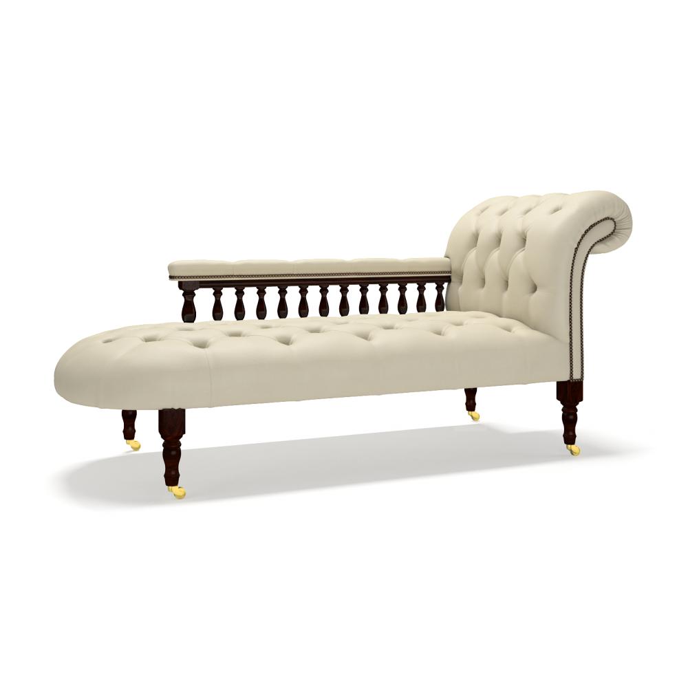 - Victorian Chaise Longue