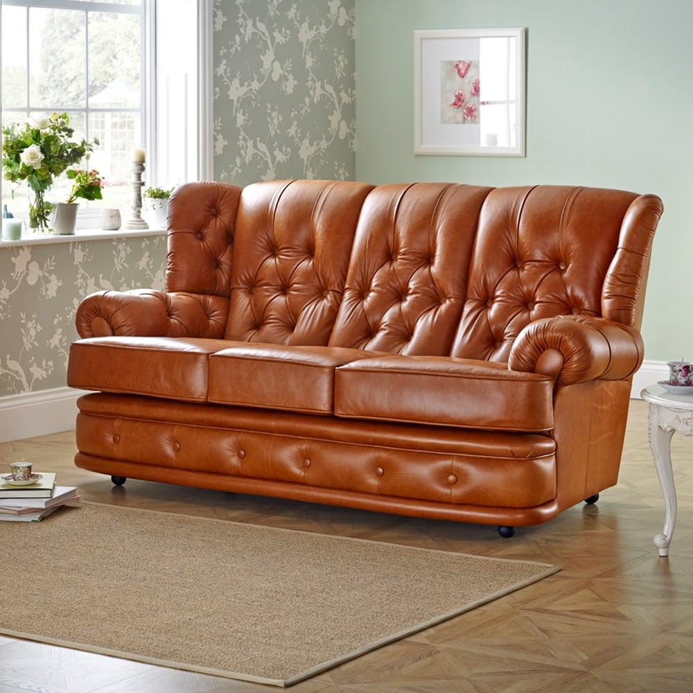 windermere 3 seater sofa from sofas by saxon uk. Black Bedroom Furniture Sets. Home Design Ideas